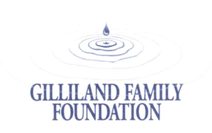 Local Support Provided By the Gilliland Foundation