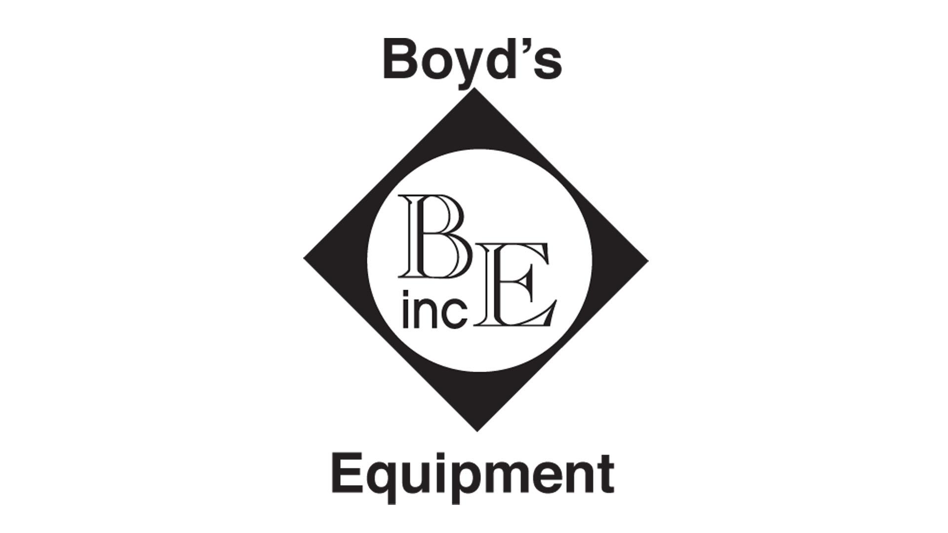 Boyd's Equipment