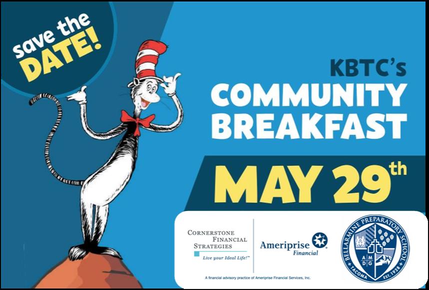 KBTC Community Breakfast