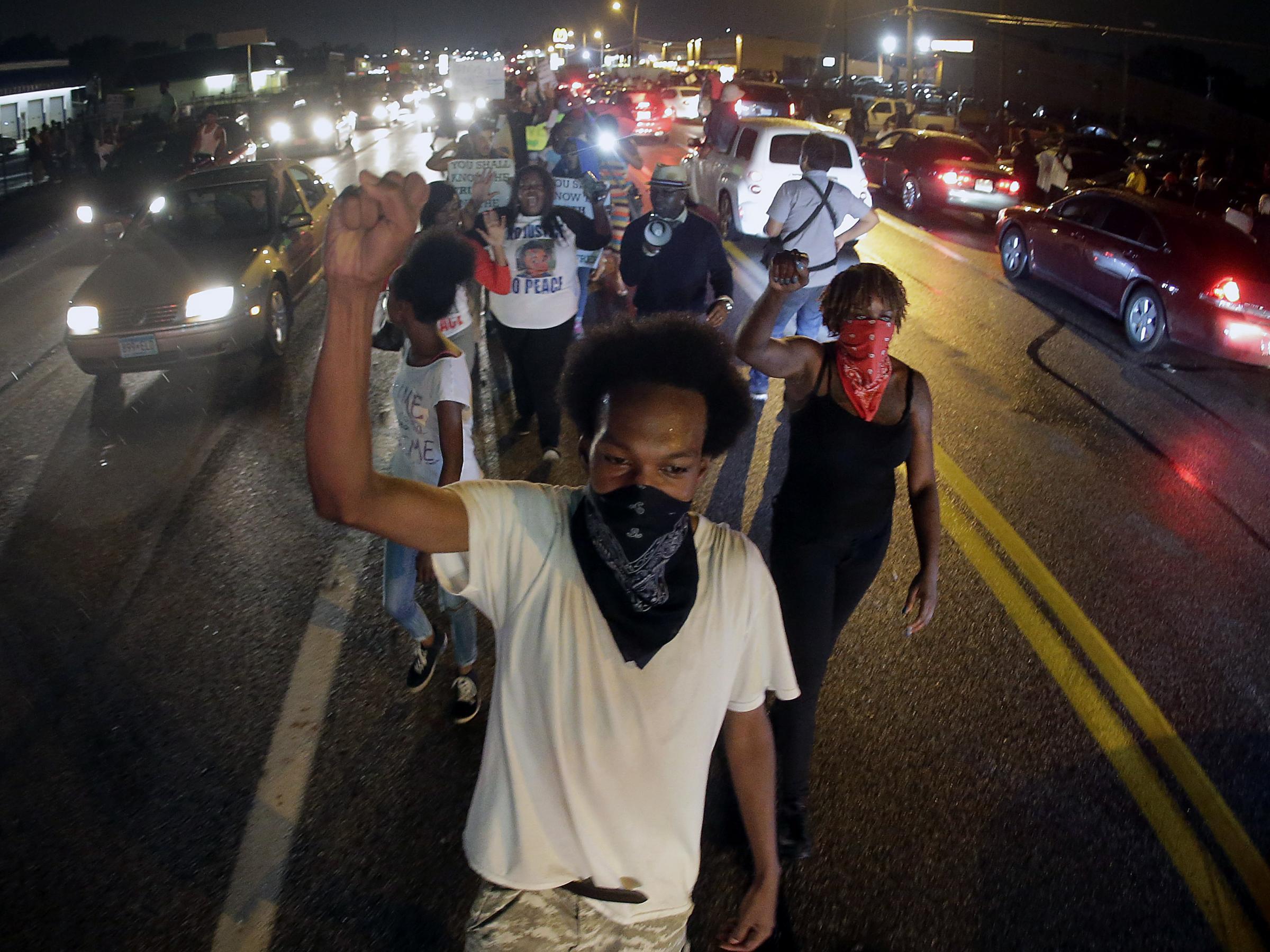 Discussing Ferguson - Sept. 12, 2014