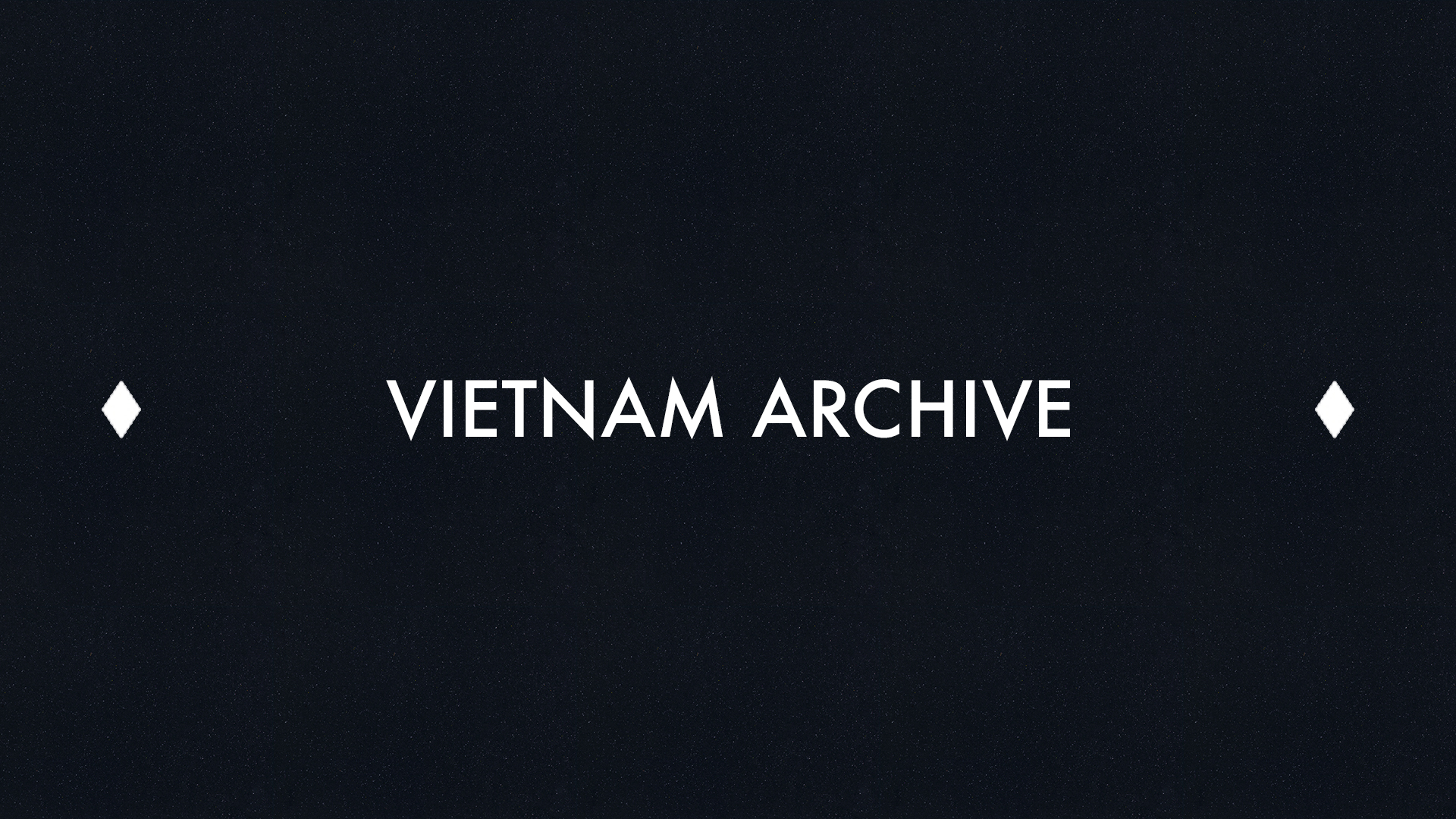 Texas Tech Vietnam Center & Archive