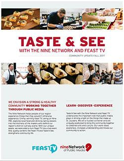 Taste & See Community Impact Report