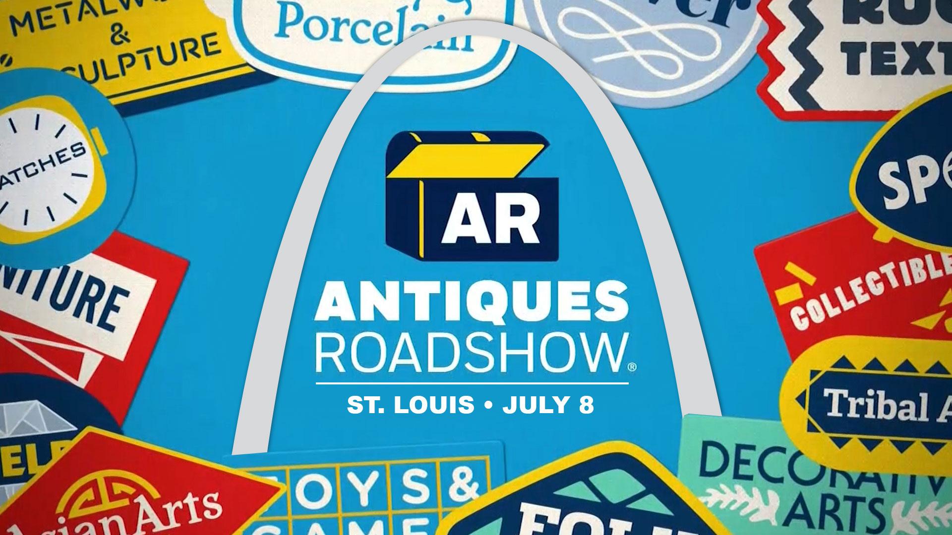 Antiques Roadshow to Visit STL