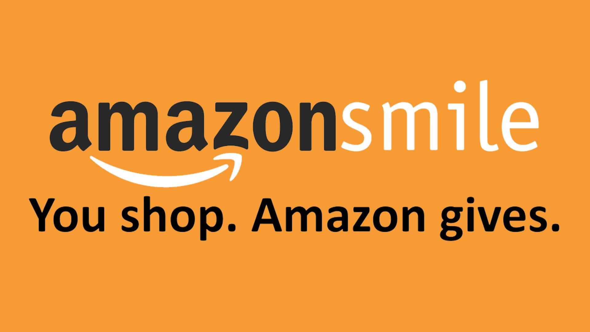 Think of Us When Shopping on Amazon