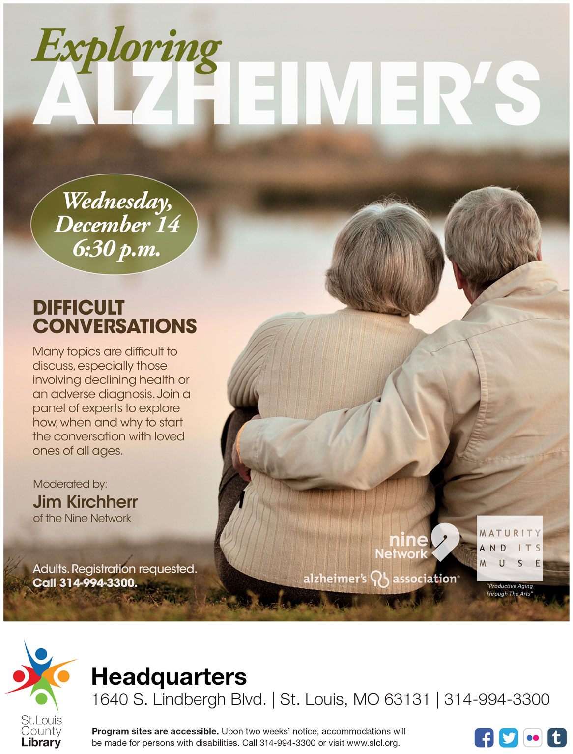 Exploring Alzheimer's: Difficult Conversations