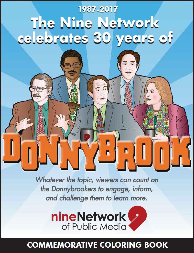 Donnybrook | Meet the Hosts | Donnybrook | Nine Network of Public Media