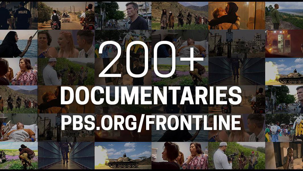 Watch Frontline Online