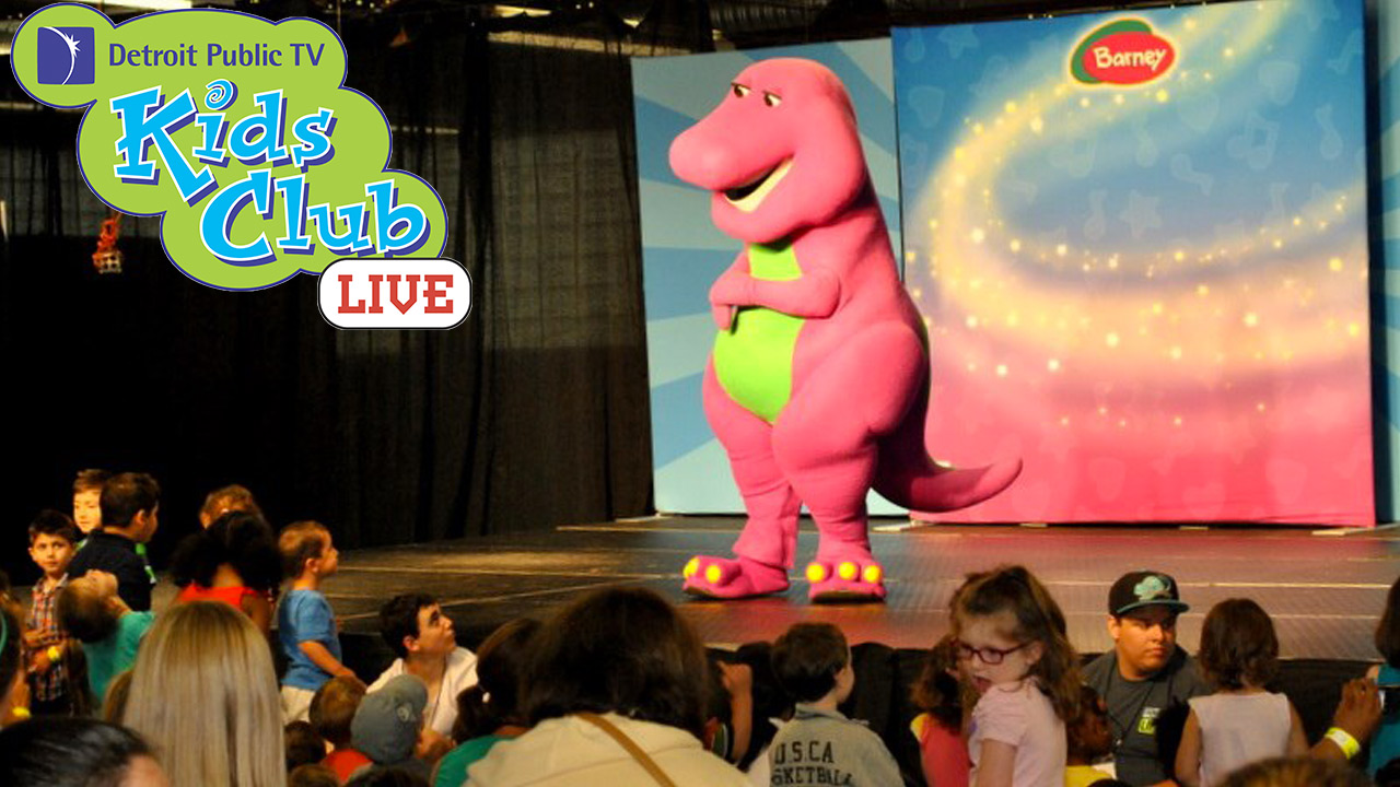 Detroit PBS Kids Club Live