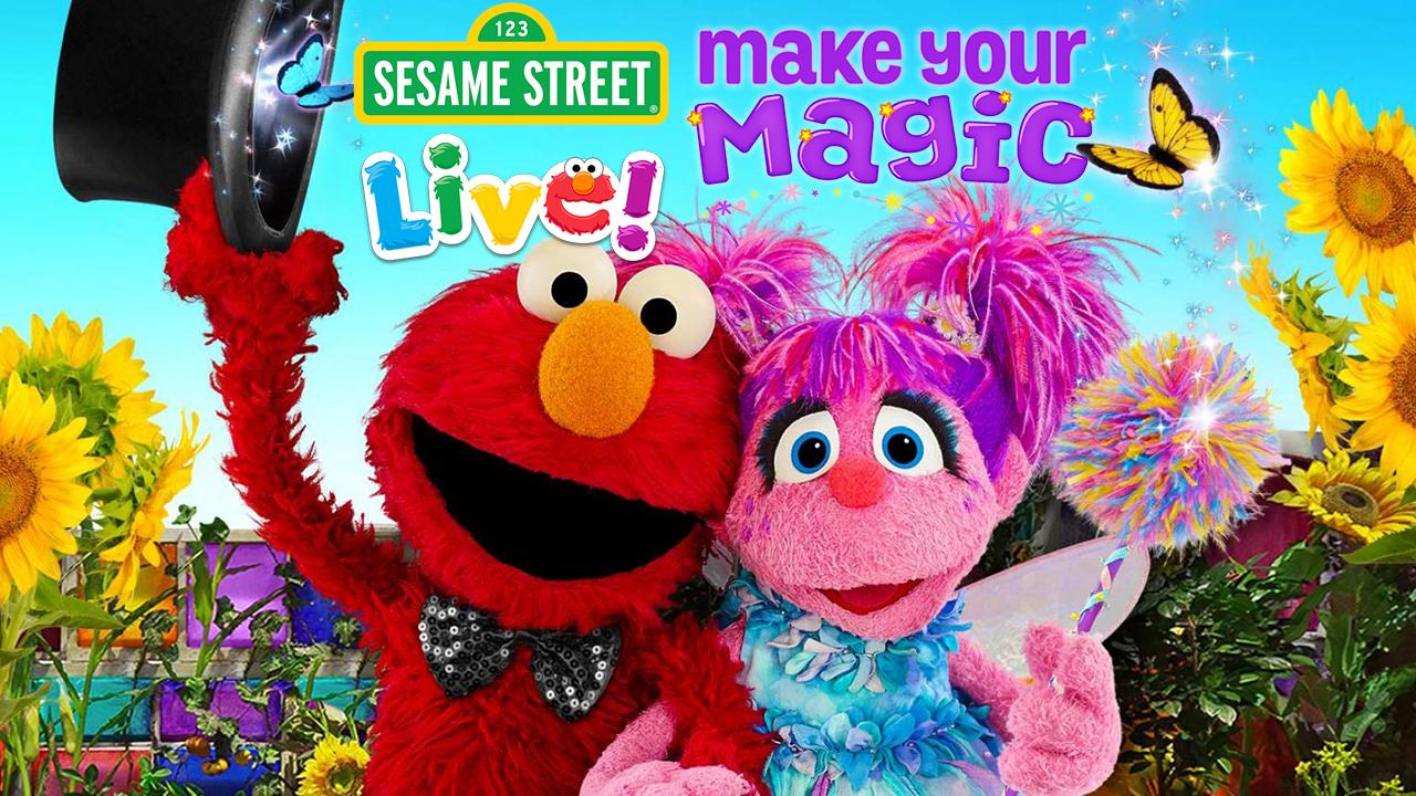 Sesame Street Live 2019