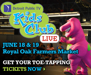 Join us for Kids Club Live June 18 & 19