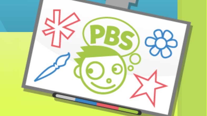 PBS KIDS Interactive Whiteboard Games