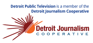 Detroit Journalism Cooperative (logo)
