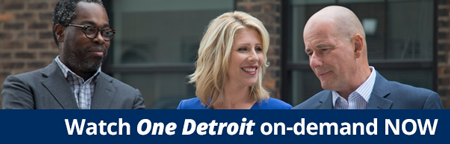 Watch One Detroit on-demand now