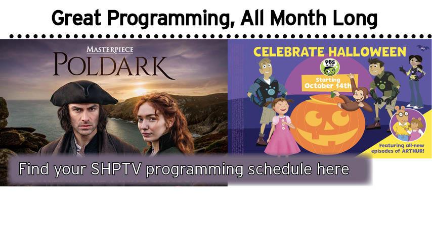 October Program Guide