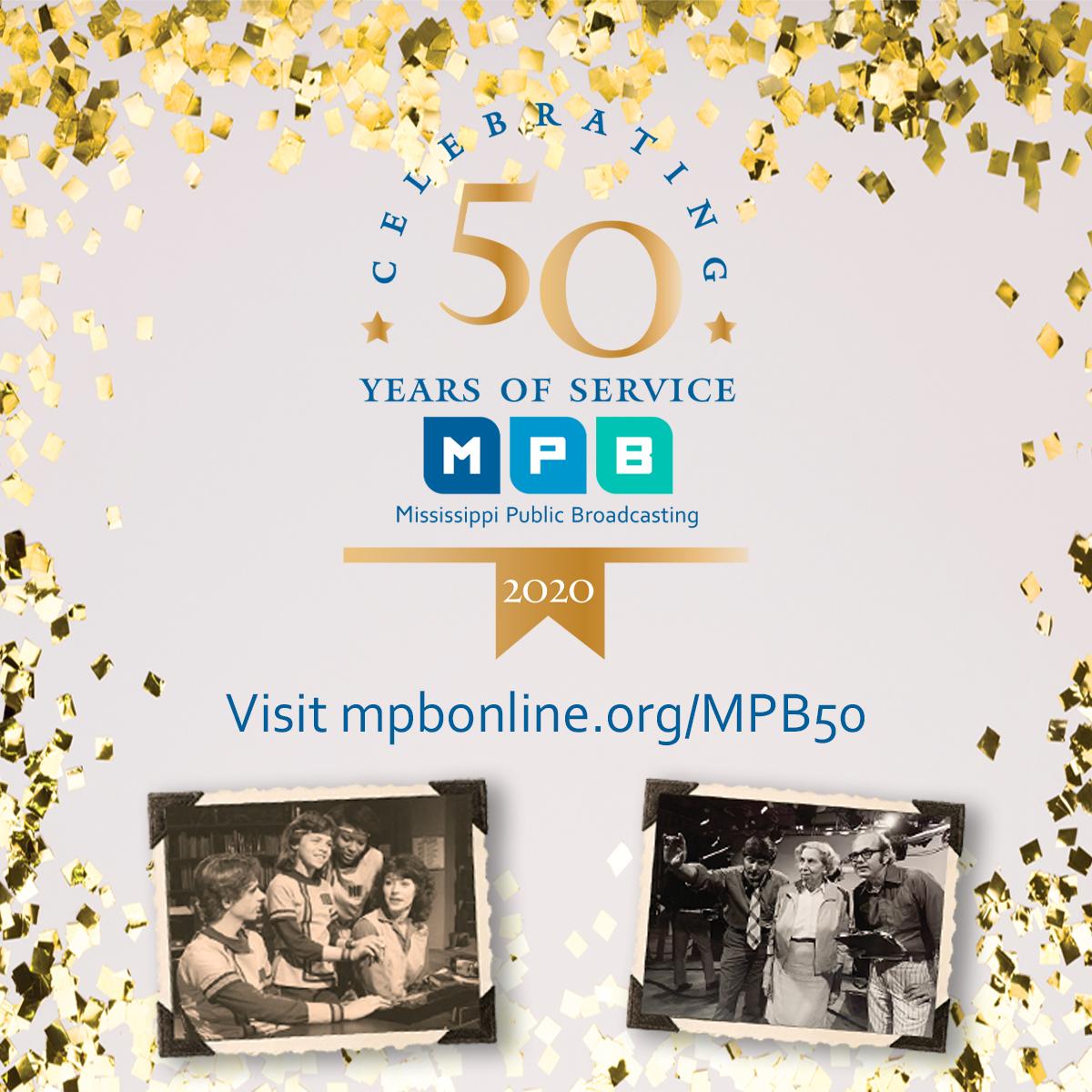 #MPB50