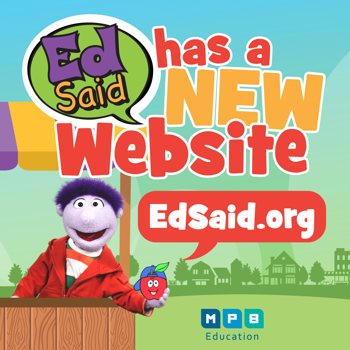 Check out the all NEW Ed Said website.