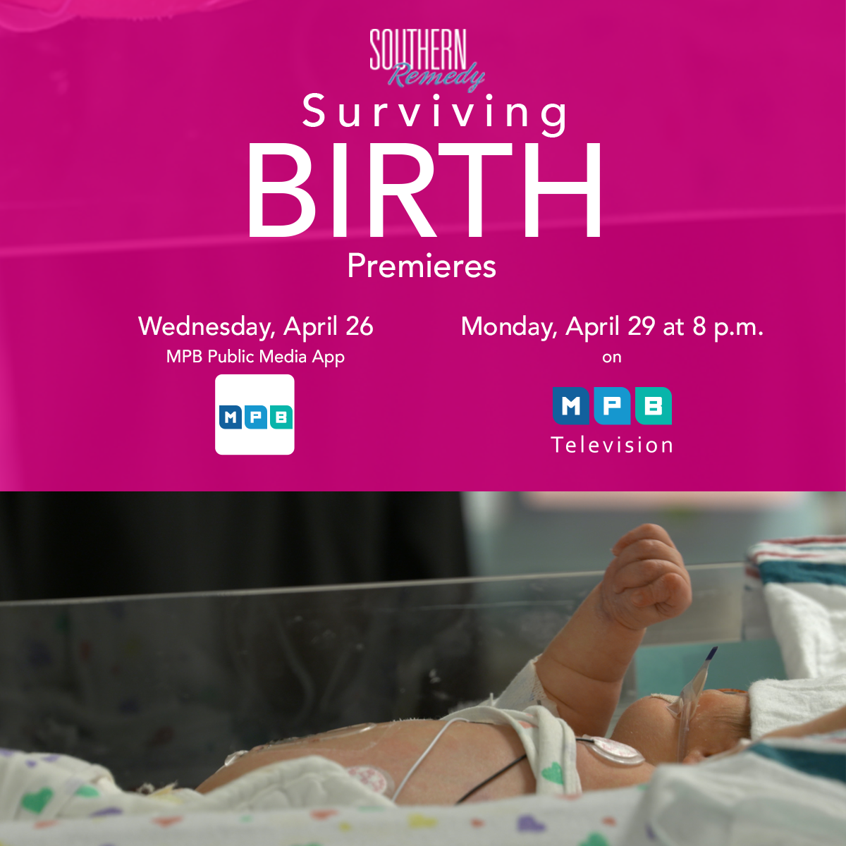 Southern Remedy: Surviving Birth