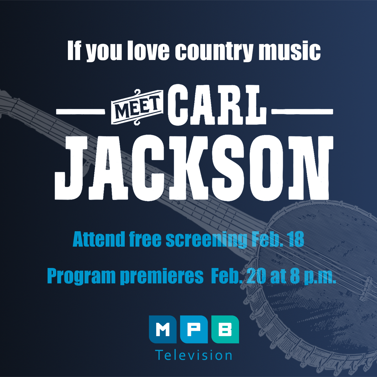 Meet Carl Jackson