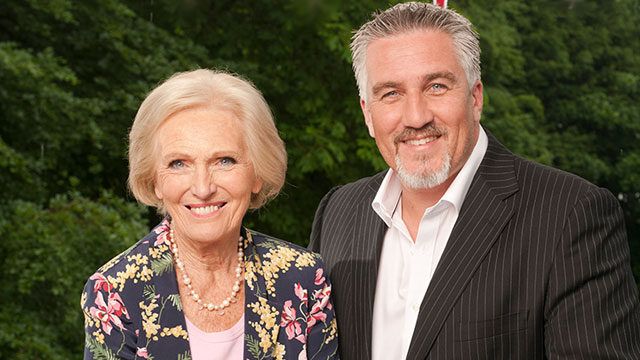 NEW EPISODES! The Great British Baking Show