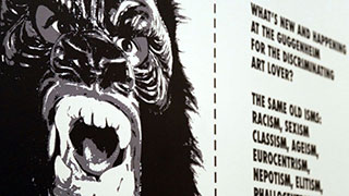 The Dig: Guerrilla Girls