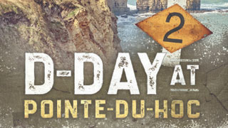 D-Day at Pointe-du-Hoc