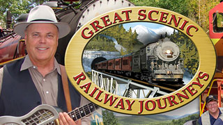 Great Scenic Railway Journeys: 150 Years on the Right Track