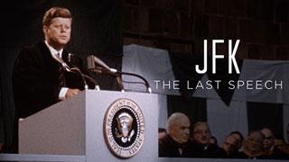 JFK - The Last Speech