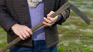 antique corn cutter