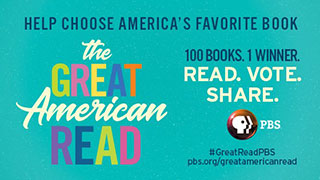 The Great American Read: What We Do For Love