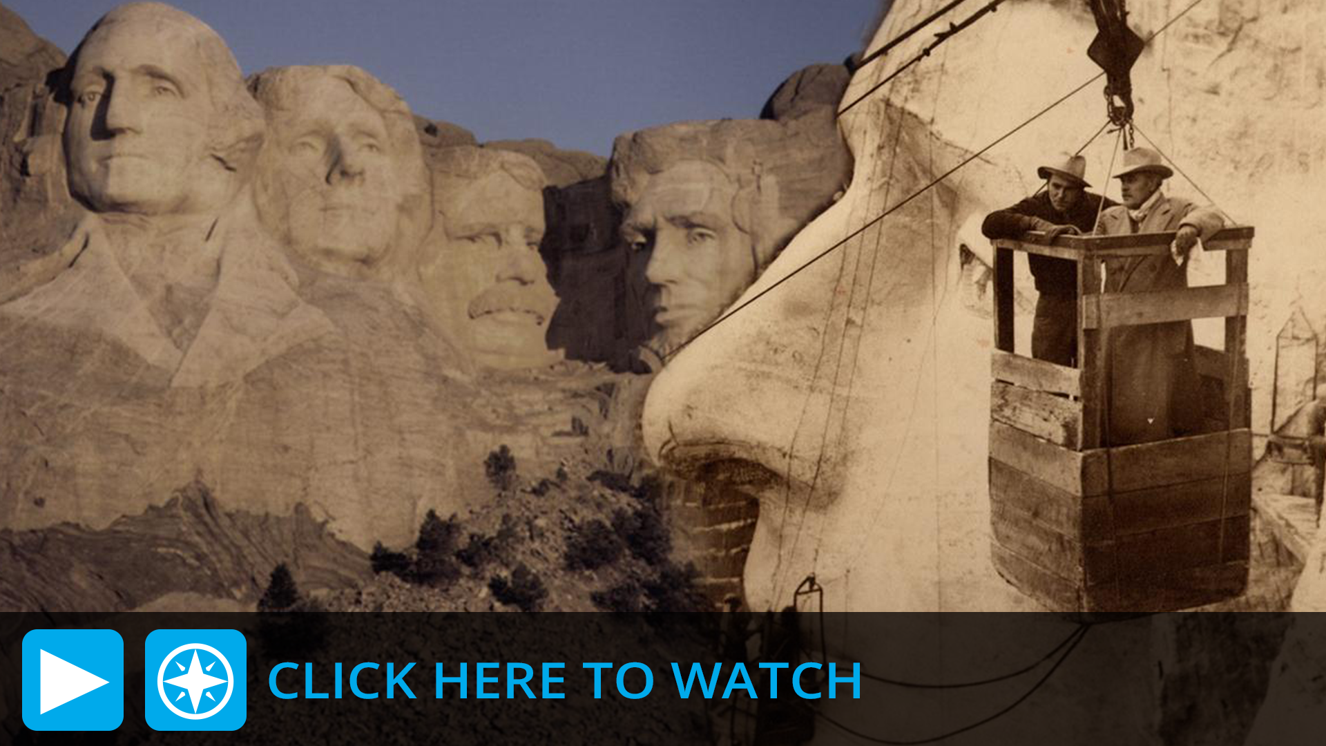 AMERICAN EXPERIENCE - Mount Rushmore