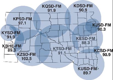 Radio Map