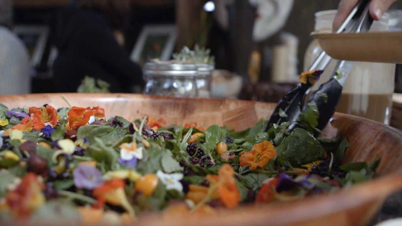 Ohlone Salad