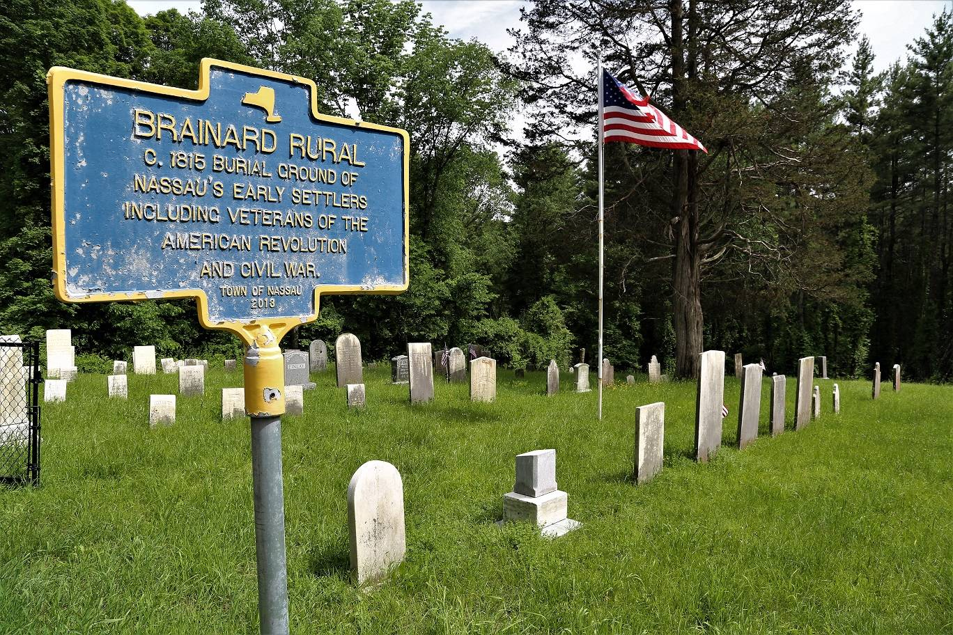 Abandoned cemeteries becoming a fiscal issue for towns
