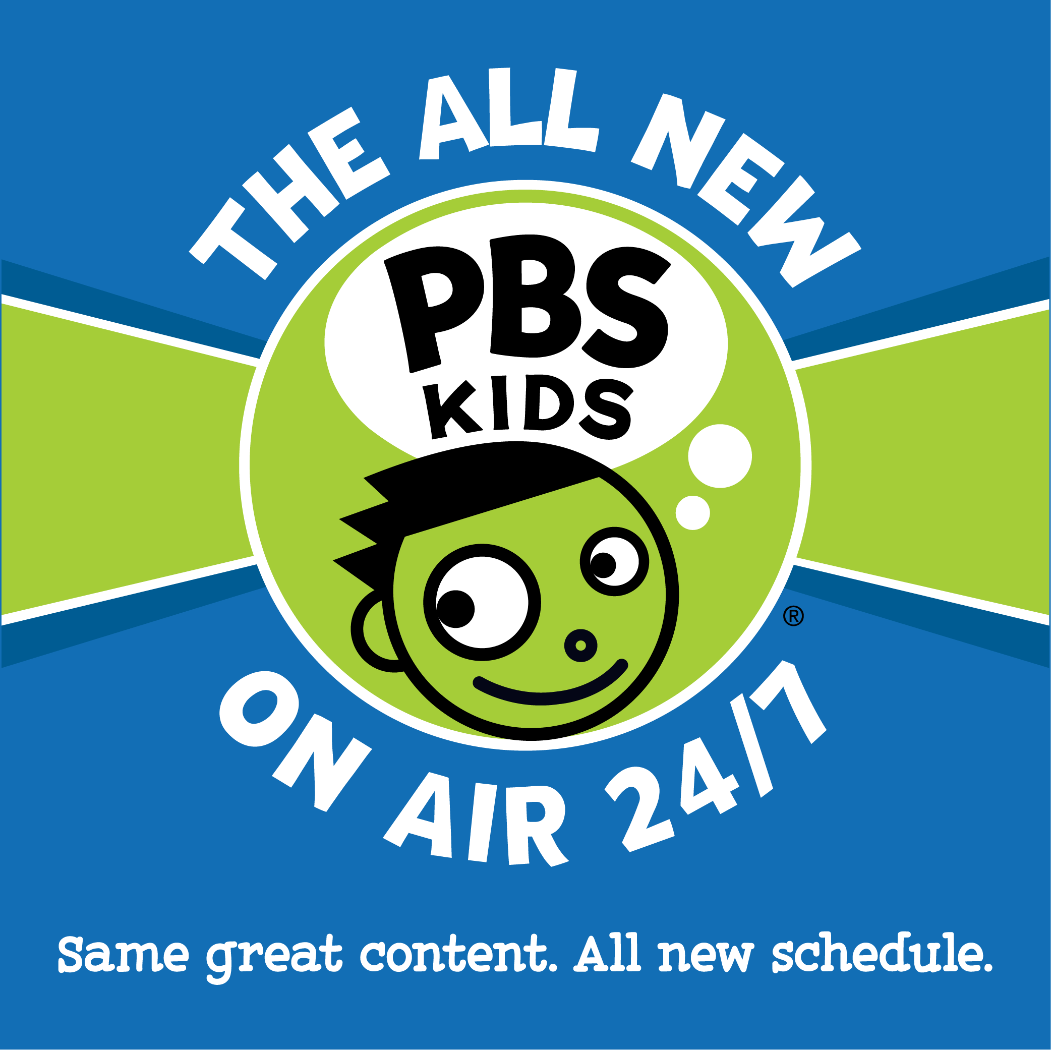 PBS KIDS debut ad