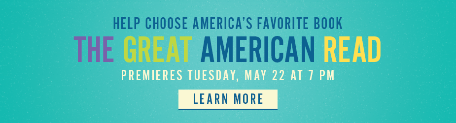 More information for The Great American Read on PBS.