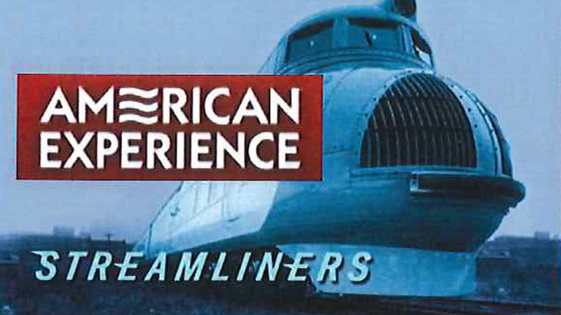 American Experience: STREAMLINERS