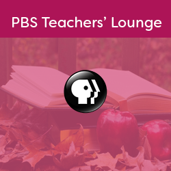 PBS Teacher's Lounge