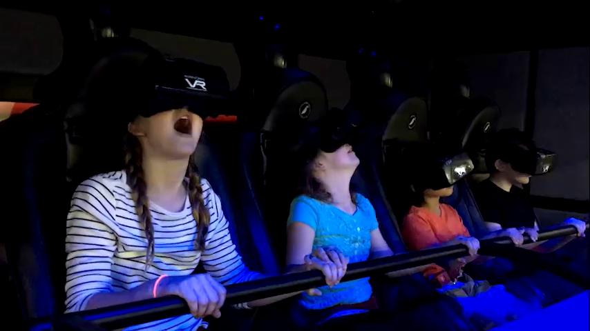 Virtual Reality Mission