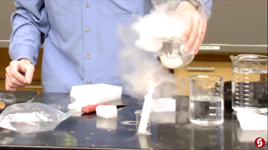 The Magic of Dry Ice