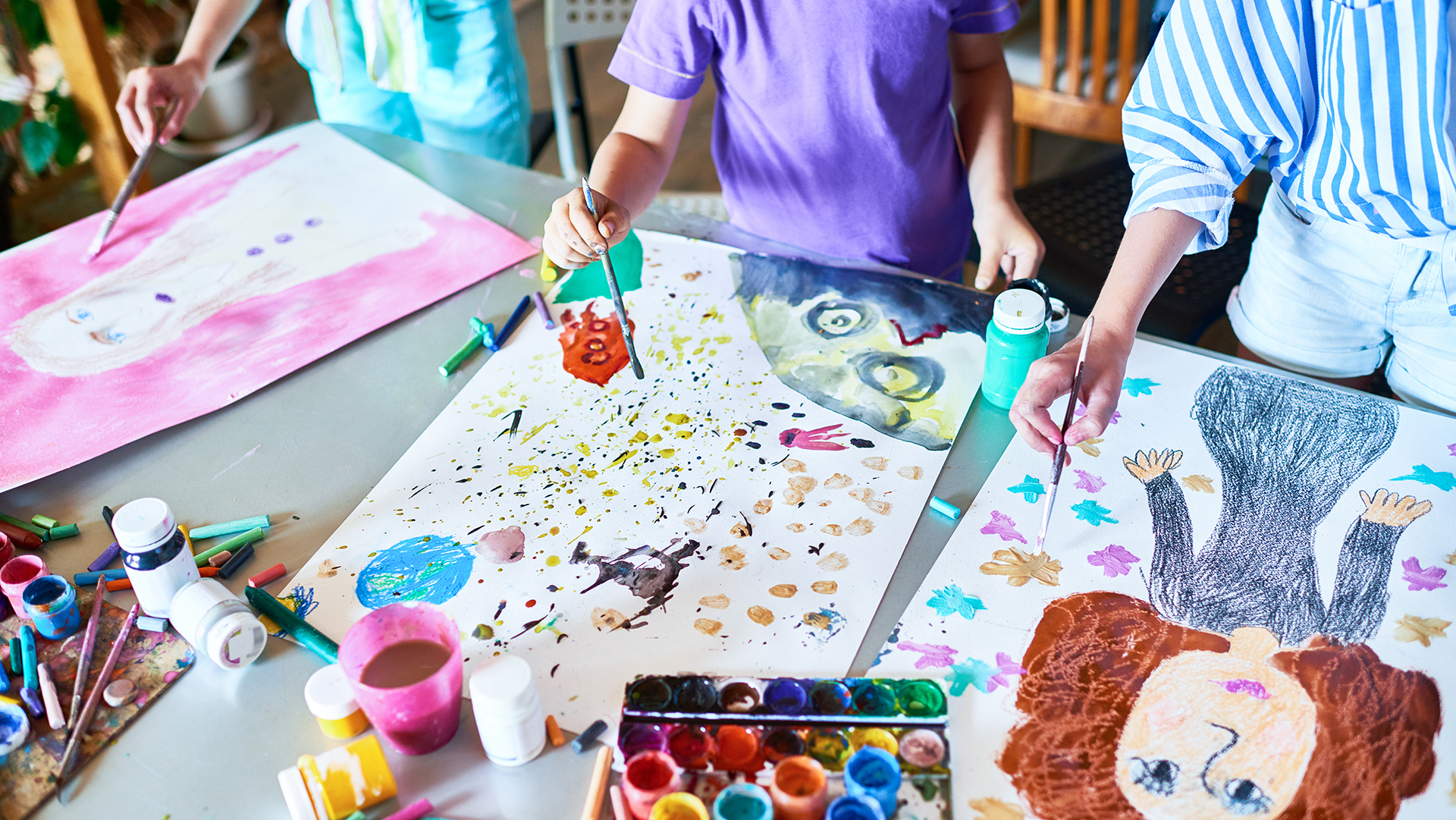 Unleashing Your Child's Inner Artist