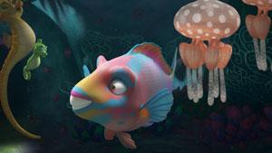 Ocean Dwellers Crafts