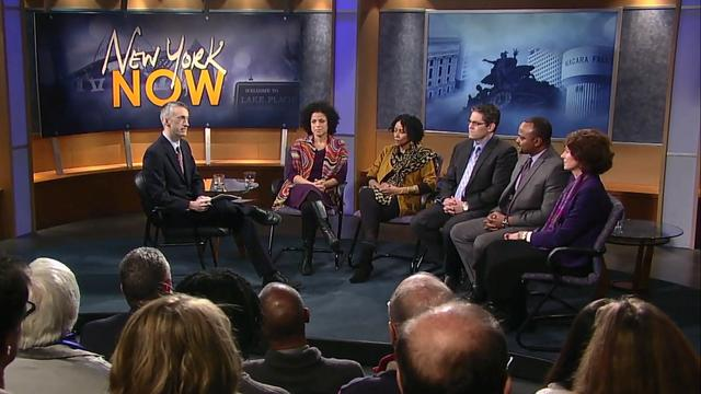 New York NOW | A Discussion of Education, Family, Race