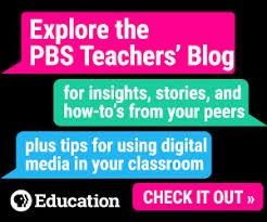 Explore the PBS Teachers' Blog