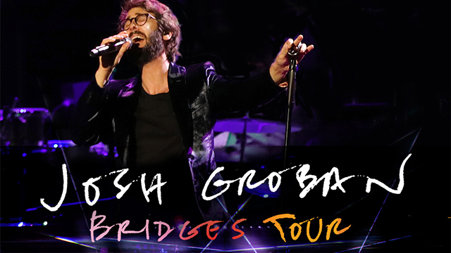 Josh Groban: Bridges Tour