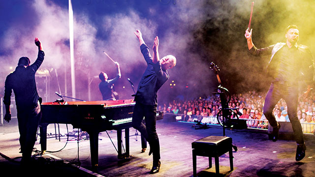 The Piano Guys Live