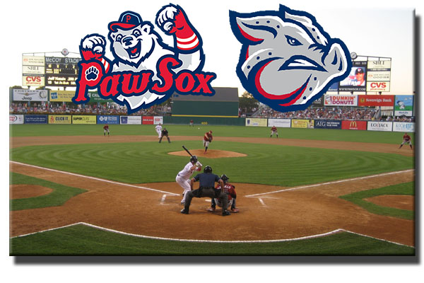 Pawtucket Red Sox vs. Lehigh Valley Iron Pigs