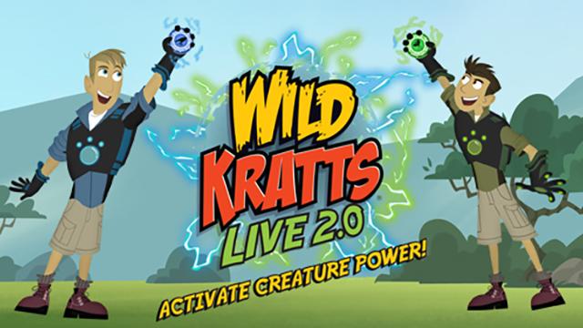 Wild Kratts - Live 2.0