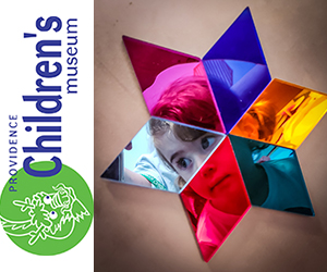 Creative Initiative Logo and the Providence Children's Museum Logo