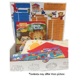 Rhode Island PBS Kids Club Welcome Kit