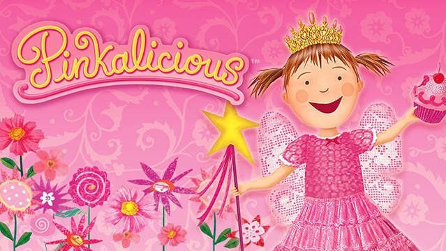 Pinkalicious & Peterrific ~ Weekdays at 6am